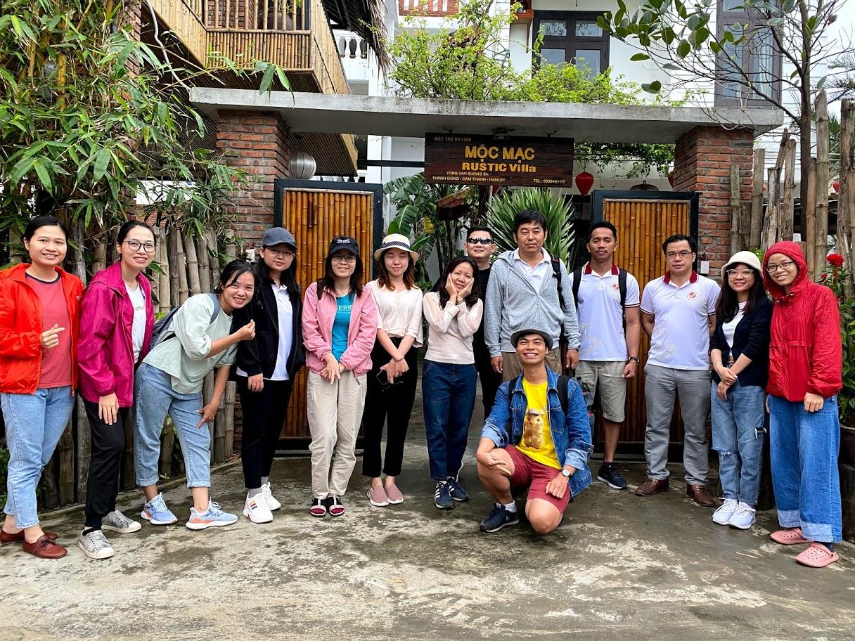 MCCDプログラム学生(第二期生)・教員