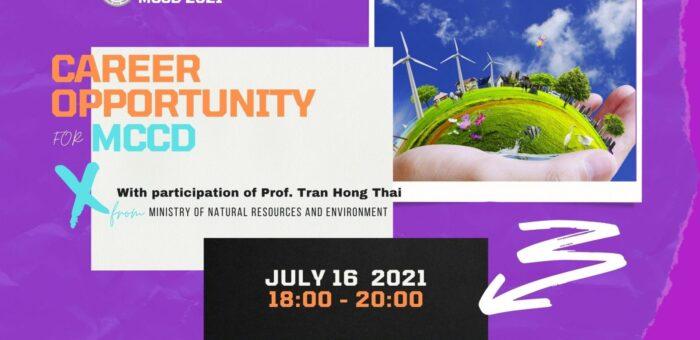 日越大学気候変動・開発プログラムオープンキャンパス(7/16)